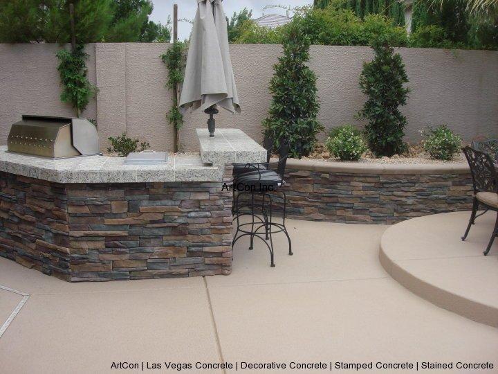 Pavers Las Vegas Pavers Las Vegas Stained Concrete ...