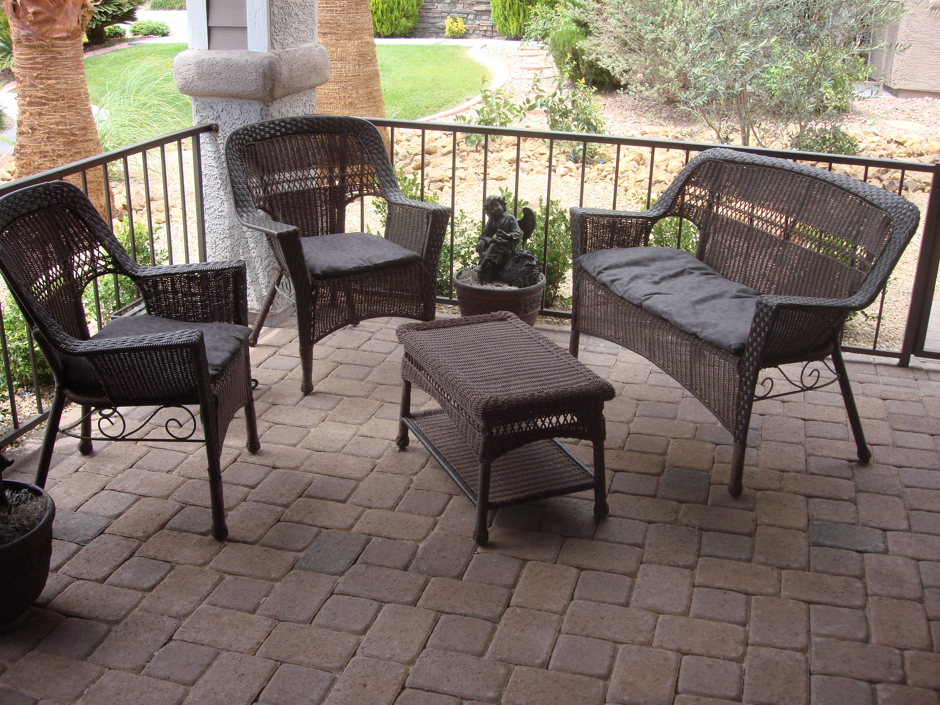 small patio ideas with pavers paver patio