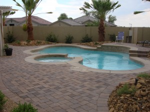ArtCon - Paver Pool Deck
