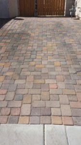 ArtCon, Inc. - Finished Project with multiple Paver Blends