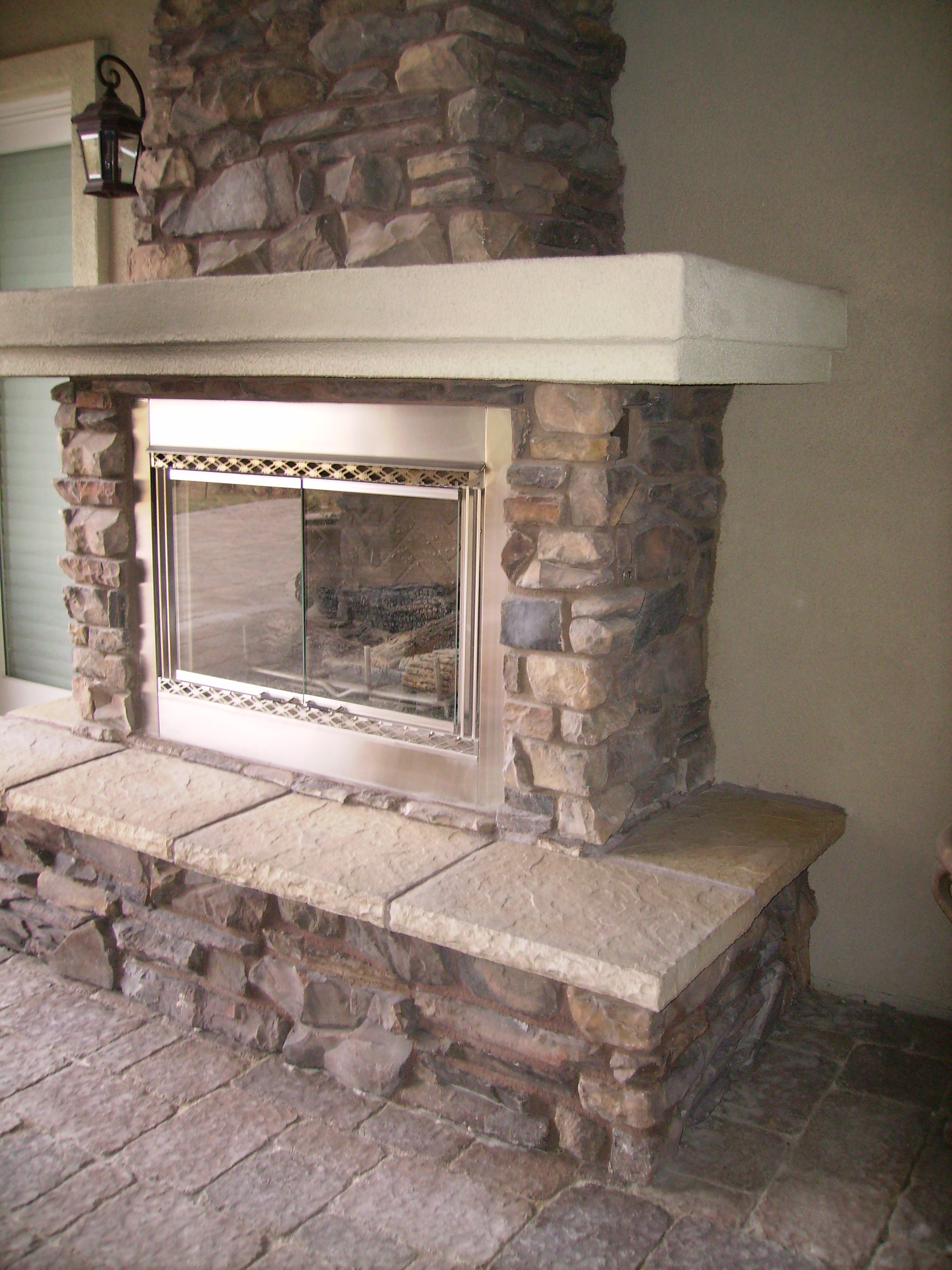 Cultured Stone Fireplace Html Amazing Home Design 2019