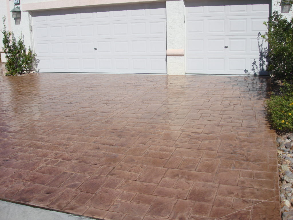 Concrete Vegas Decorative Concrete