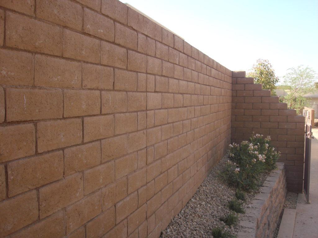 Block Walls Vegas Decorative Concrete