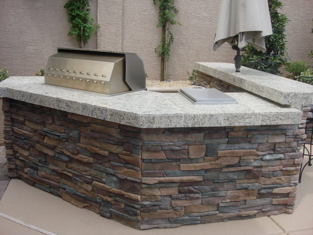 Stack Stone Vegas Decorative Concrete Wall Stone