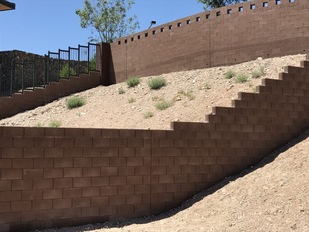 Block Walls Vegas Decorative Concrete
